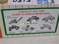 Farmall 350 Tractor Farm Classic Die Cast Made By