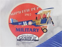 Sopwith Pup Military Precision Model Die Cast