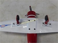 Esso Lockheed Orion Airplane Coin Bank By Liberty