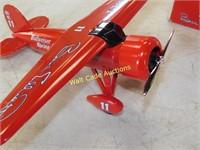 Budweiser Airplane Racing Bill Elliott Die Cast