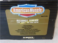 American Muscle - Alliance Lumina - 1/18 - Die
