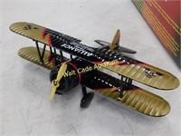 Alliance Racing #59 - 1934 Stearman Bi-Plane -