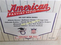 Oakland Athletics - American Pastime Series  -