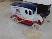 1920 Truck Bank - Presidential Bill Clinton '92