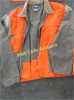 Hunting and Safety Vests - Mixed Lot - 4 pcs. -