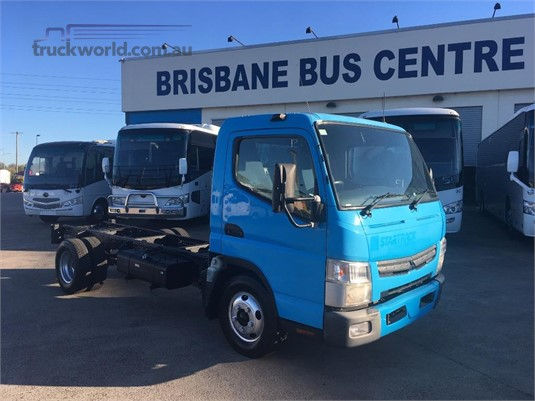 2012 Fuso Canter 615 MWB - Trucks for Sale