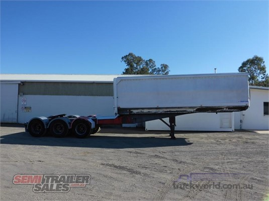 2009 Tefco Tipper Trailer - Trailers for Sale