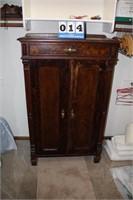 Antique Sweater/Wardrobe Cabinet