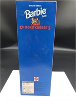 1995 Special Edition Chuck E. Cheese Barbie doll