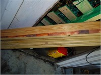 (6) 2x4 Boards - Approx 8' & 10' Lengths