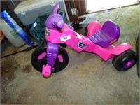 Fisher Price Pink Child's Tricycle