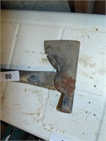 Hatchet w/ Hammer Head