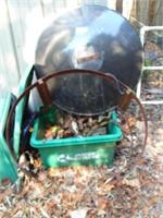 (2) Fire Pits - (1) Needs Work