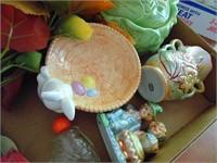 Cabbage Jar & Home Decor