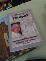 St Joseph Parish Jasper Books, Scarf, Frogs