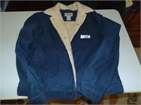 LL Bean Men's (L) Corduroy & Fleece Jacket