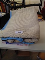 (2) Large Heavy Moving Blankets