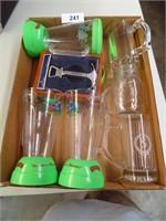 Margaritaville Cups, Nautica Bottle Opener,