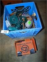 Assorted Garage and Hardware + Pump
