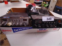 Cobra 29LTD CB Radio, Superstar 121, Microphone +