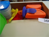 Tupperware Egg Container + Other Container