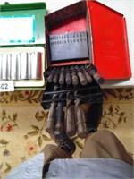 Blackhawk Box, Drill Bits, Sockets