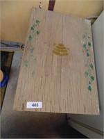 Vintage Weathered Oak Table