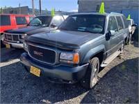 2000 GMC Yukon Denali