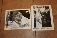 Signed Picture of Goldie Hawn and Steve Martin