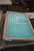 3 DUST STOP AIR FILTERS 16 X 24 X 2