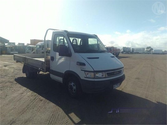 2006 Iveco Daily 35-10 - Trucks for Sale