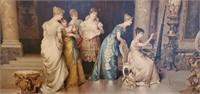 Beautiful F. Bedd Victorian Print