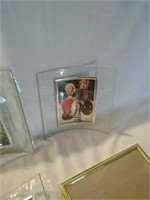 Lot of picture frames