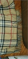 Estate Lot of 5 Household Throw Blankets