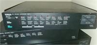 lot of 3 Yamaha Sound Expanders & Digital Reverb