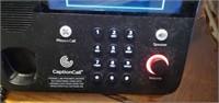 2 Home Telephones - Caption Call & Panasonic