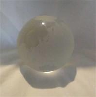 Tiffany and company glass world