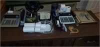 Estate Lot of Misc Desk Items