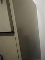 Metal filling cabinet