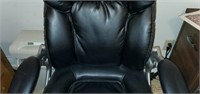 Black & Silver Nice Office Chair