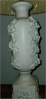 Beautiful Ceramic Floral Decorative Lamp