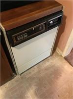 Portable GE Dishwasher