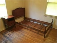 French Provincial Twin Bedroom Suite - 2 Beds,