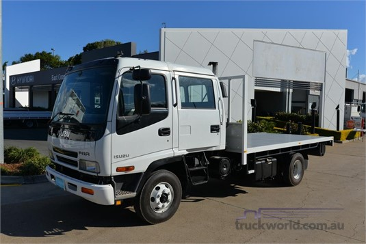 2007 Isuzu FRR 500 - Trucks for Sale