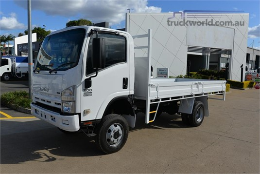2010 Isuzu NPS 300 4x4 - Trucks for Sale