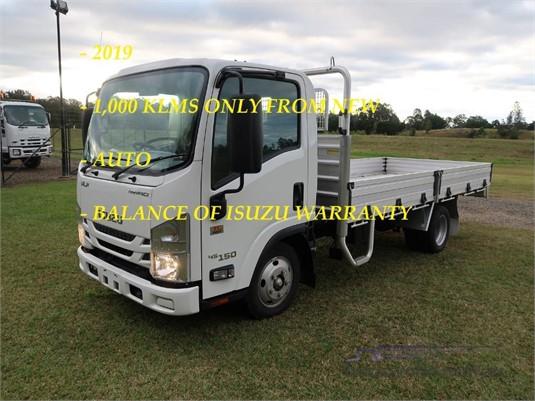 2019 Isuzu NLR 45 150 AMT MWB Traypack - Trucks for Sale