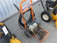 Jet 2000 Pressure Washer w/Honda 5hp Gas Engine