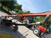 Big Jim 20ft x 6in Hyd. Seed Auger