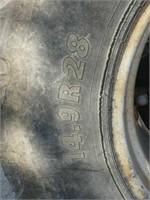 Case IH 7210 Magnum MFWD, Triple Remotes (4549hrs)