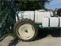 MS R1915 500Gal. Sprayer w/60ft Hyd. Lift Boom